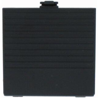 Gameboy Classic / DMG Ersatz Batterie Deckel Klappe Battary Cover Schwarz