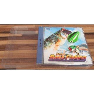 Klarsicht Schutz Hülle Sega Dreamcast DC Spiel Verpackung OVP  0,3 mm Dünn