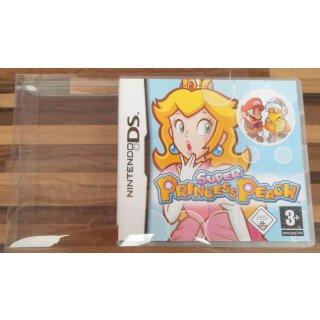 Klarsicht Schutz Hülle Nintendo DS Spiel Verpackung OVP 0,3 mm Dünn