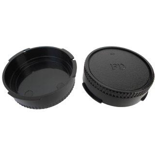 Objektiv Rückdeckel für Canon FD Bajonett Rear Lens Cap Deckel