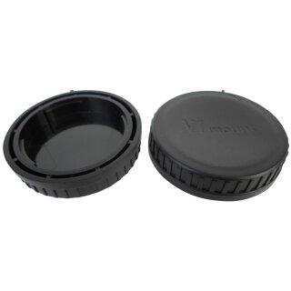 Yctze Objektivdeckel Alu-Kamera Objektivdeckel Objektivdeckel f/ür Fujifilm X100 X100S X100T Fotozubeh/ör Schwarz