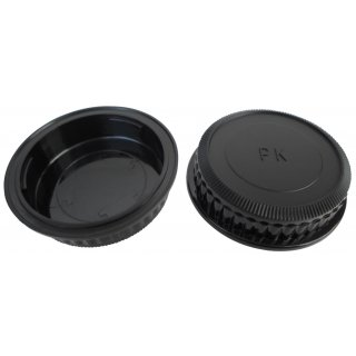 Objektiv Rückdeckel für Pentax K Mount Rear Lens Cap Deckel PK
