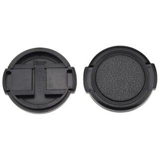 Objektivdeckel Ø 39 mm Objektivschutz Objektive und Kameras Lens Cap Kappe Schutz Deckel