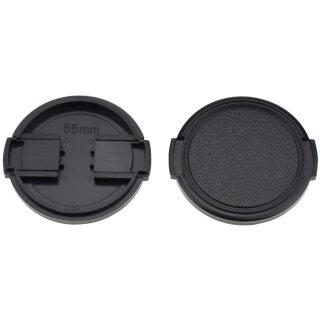 Objektivdeckel Ø 55 mm Objektivschutz Objektive und Kameras Lens Cap Kappe Schutz Deckel