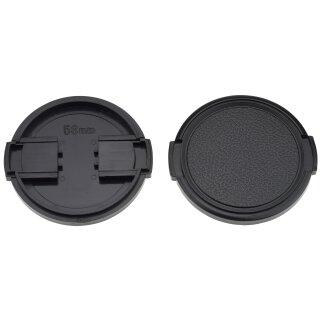 Objektivdeckel Ø 58 mm Objektivschutz Objektive und Kameras Lens Cap Kappe Schutz Deckel