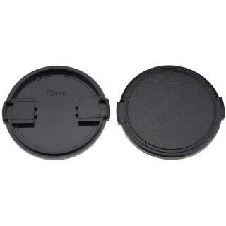 Objektivdeckel Ø 72 mm Objektivschutz Objektive und Kameras Lens Cap Kappe Schutz Deckel