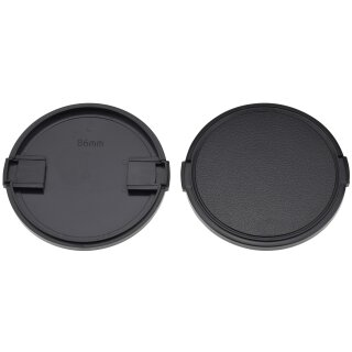 Objektivdeckel Ø 86 mm Objektivschutz Objektive und Kameras Lens Cap Kappe Schutz Deckel