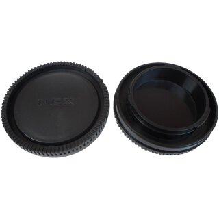 Kamera Bodydeckel für Sony NEX / E-Mount Gehäusedeckel Body Cap Deckel Body