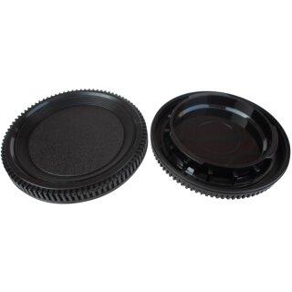 Kamera Bodydeckel für Nikon F / AF / MF / AF-S Gehäusedeckel Body Cap Deckel Body
