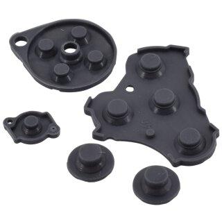 Tastengummis / Gummi Pads / Rubber / Reparatur Set für Nintendo Gamecube NGC