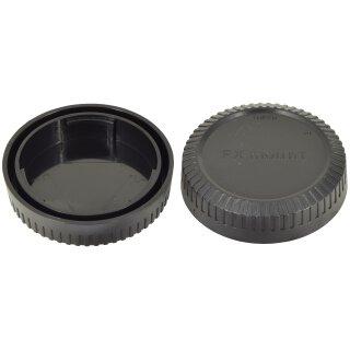 Objektiv Rückdeckel für Fuji Fujifilm FX Rear Lens Cap Deckel