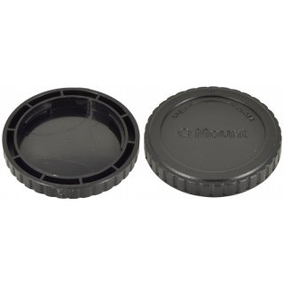 Objektiv Rückdeckel für Pentax Q Rear Lens Cap Deckel