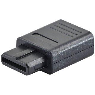 Super Nintendo SNES Famicom N64 GameCube Multi AV Out Stecker DIY Kabel Bau